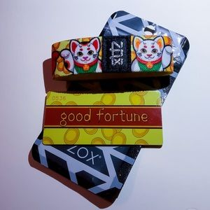 ZOX Strap Wristband - Good Fortune * Maneki-neko
